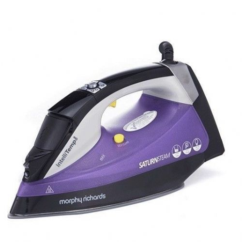 Morphy Richards Saturn Steam Iron 305002 with IntelliTemp Technology